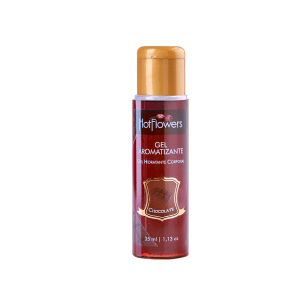 aceite comestible chocolate