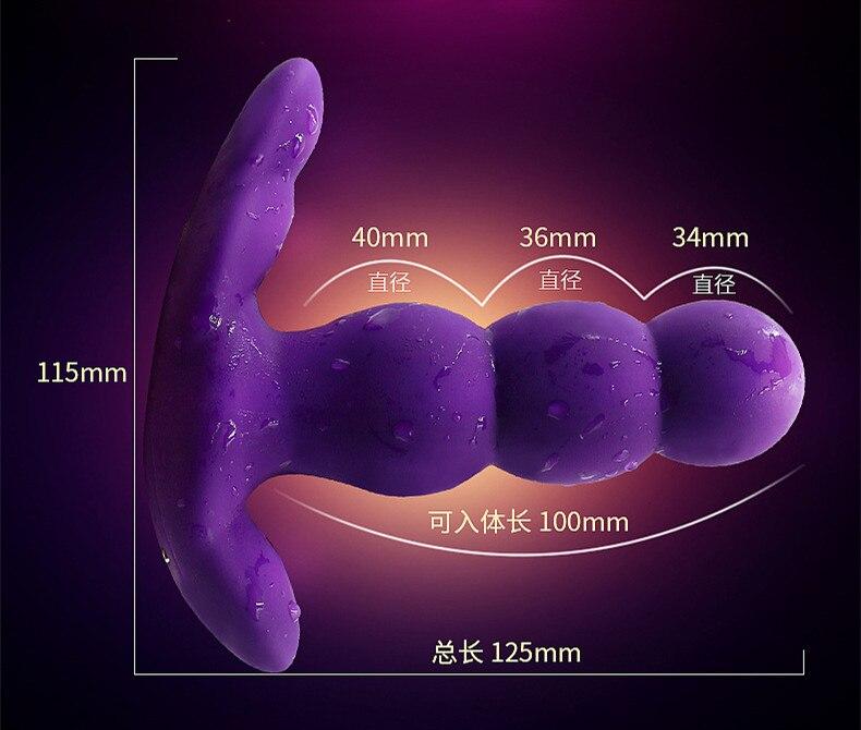 vibrador anal